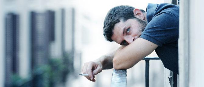 Эмоциональное состояние курильщика