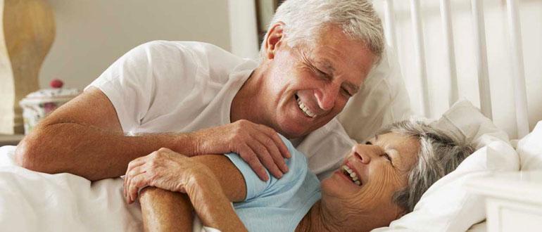 Мужская потенция после 50 лет