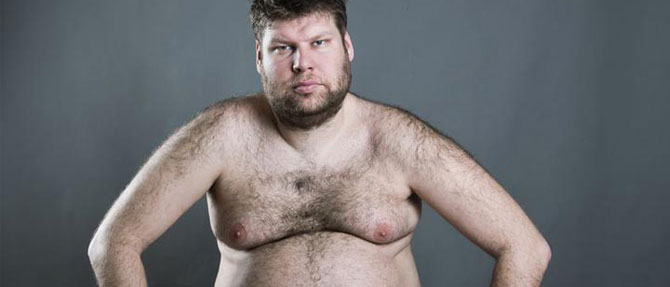 Симптоматика недостатка мужского гормона