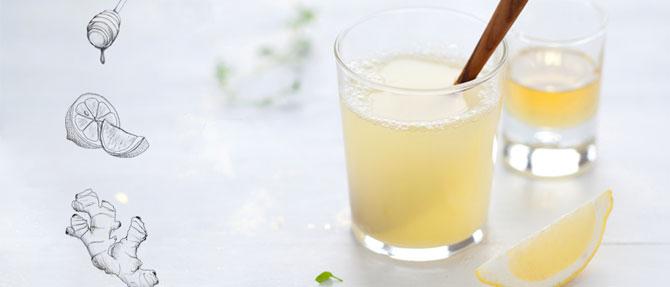 Напитки с имбирем