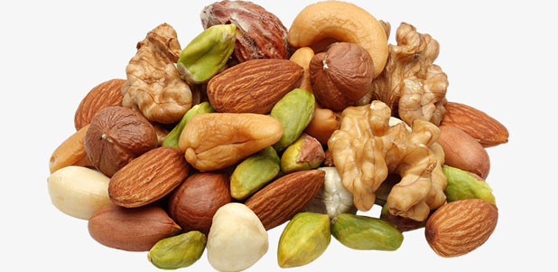 Какие орехи могут использоваться для поднятия либидо?
