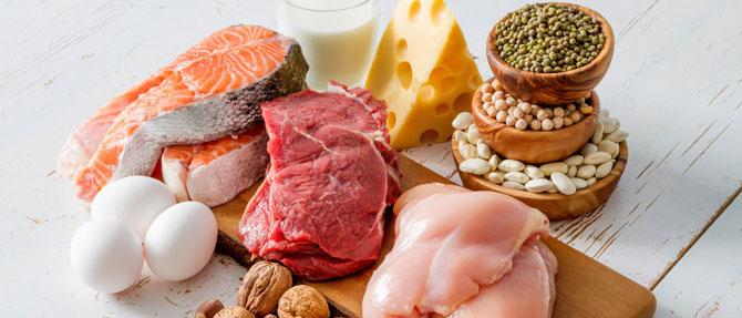 Питание при высоком тестостероне