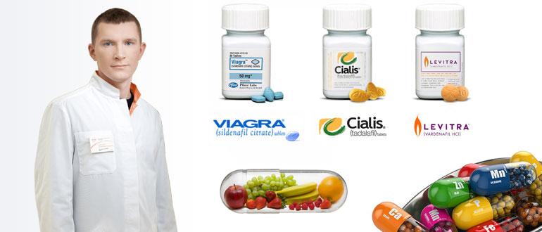 Таблетки для повышения потенции у мужчин