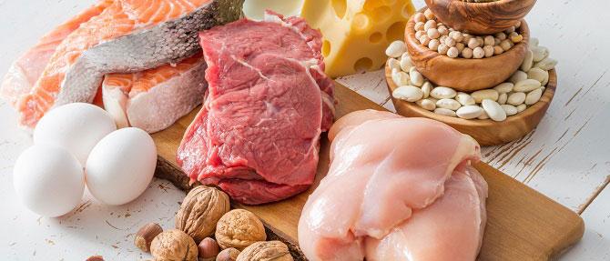 Основы правильного питания для мужчины