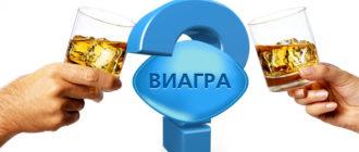 Виагра и алкоголь: взаимодействие и последствия