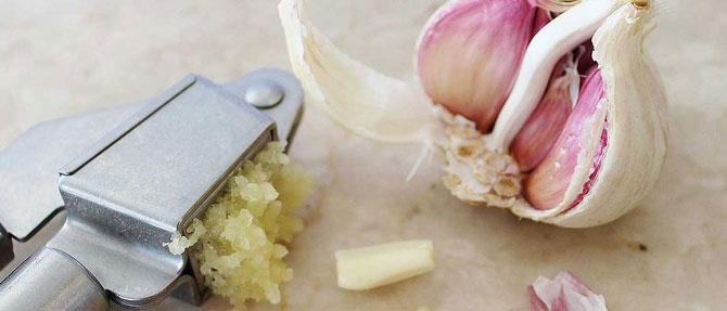Способы употребления в пищу чеснока