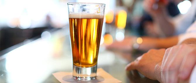 А как же пиво? это же некрепкий алкоголь!