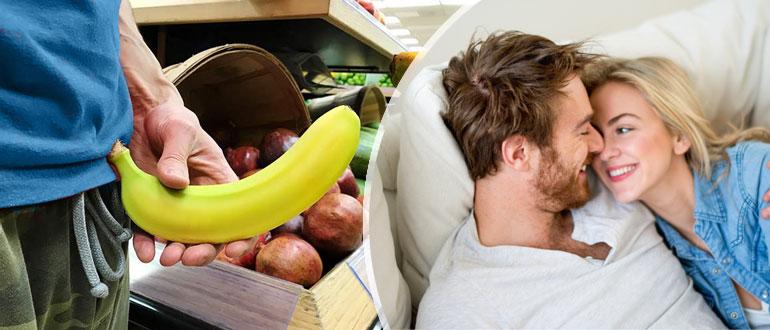 Продукты для потенции - чем кормить мужчину для повышения либидо, список и рецепты