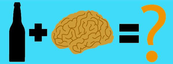 Воздействие алкоголя на головной мозг