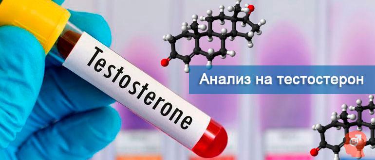 Тестостерон когда сдавать