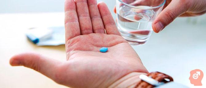 Медикаментозное восстановление эрекции
