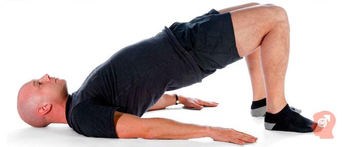 Упражнение «Мост»