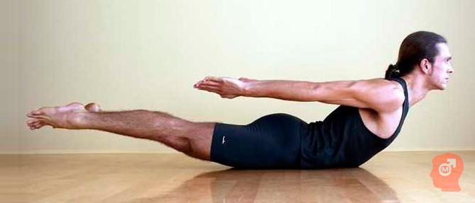 Упражнение «Саранча»