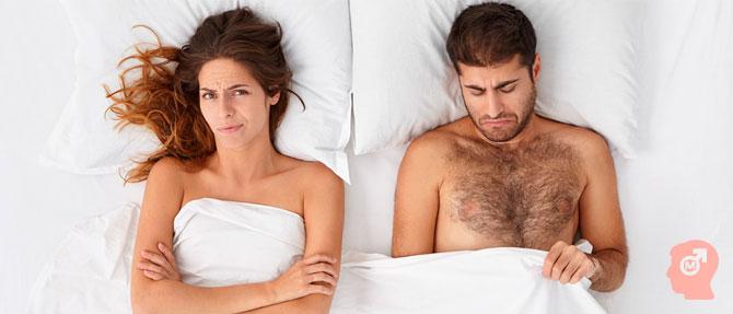 Прочие причины полового бессилия